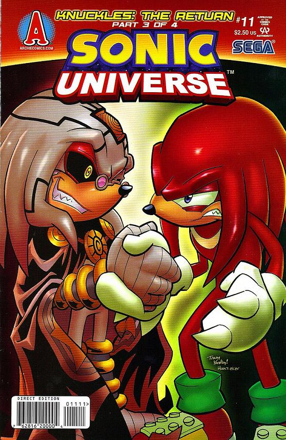 Picture of Sonic Universe #11