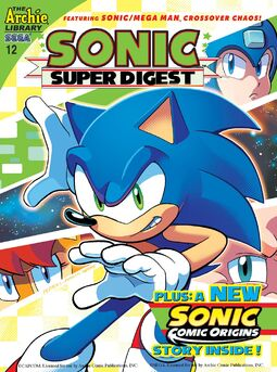Sonic Digest -12
