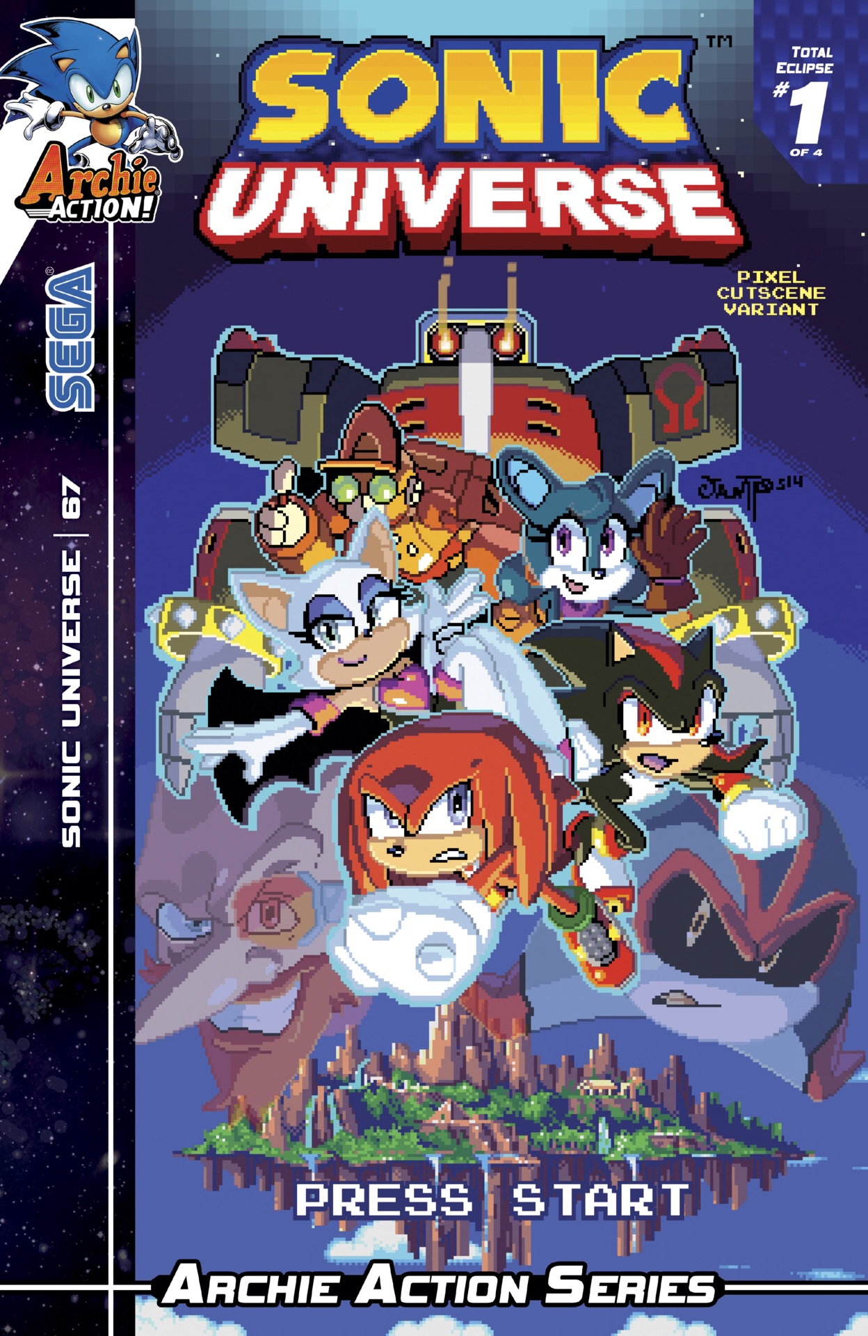Archie Sonic Universe Issue 83 | Sonic News Network | Fandom ...