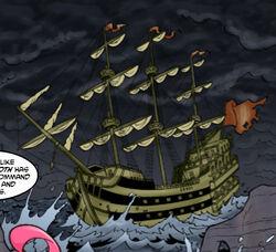 Captain Bemoth Ship