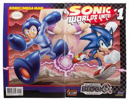 Sonic Worlds Unite Battles Arcade Block Variant
