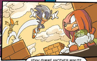 Sonic and Knuckles Sonic Battle