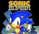 Sonic Archives Volume 12