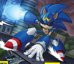 Sonic Man
