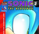 Archie Sonic the Hedgehog Issue 269