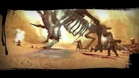 Archlord II Gameplay trailer
