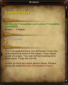 130 Treewalker's Eye