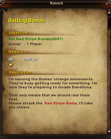 146 Battling Bomas