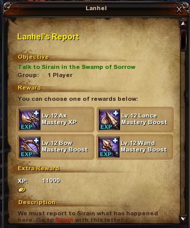 68 Lanhel's Report