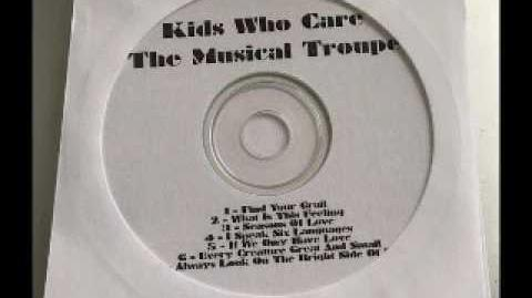 """Ariana Grande """"Every Creature Great & Small"""" (Kids Who Care The Musical Troupe - demo)-1"""