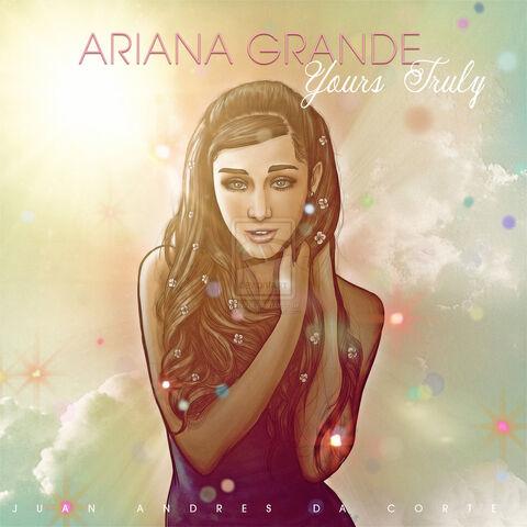 File:Ariana grande yours truly by jardc87-d6jpbij.jpg