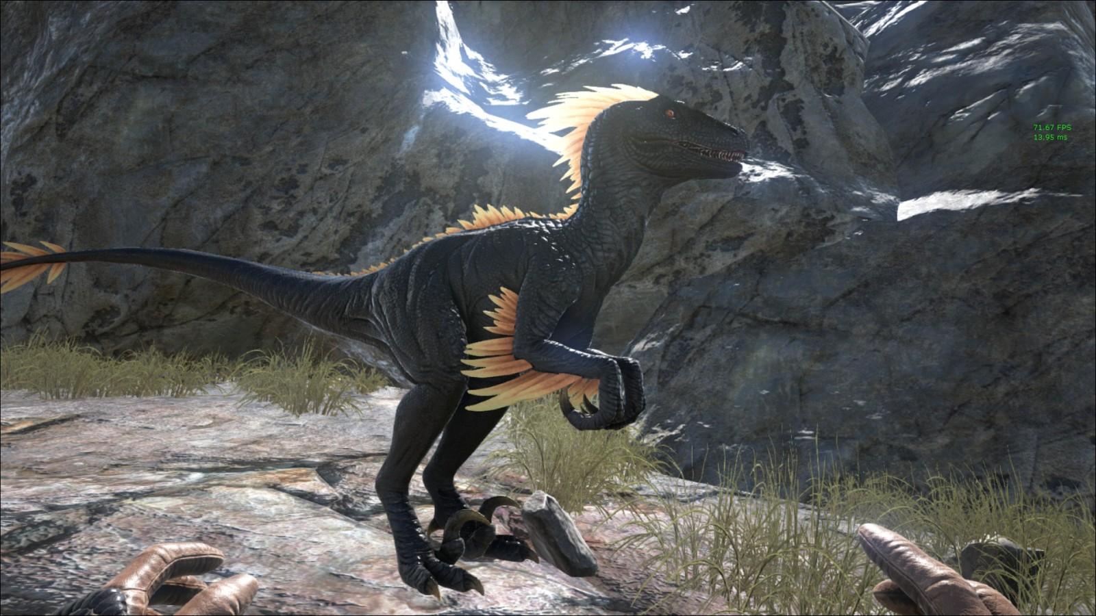 Image result for ark raptor