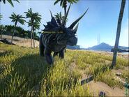 ARK-Triceratops Screenshot 004