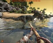 ARK-Carnotaurus Screenshot 006