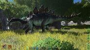 ARK-Stegosaurus Screenshot 001
