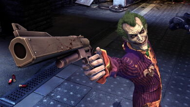 Joker-gun
