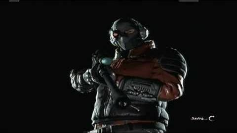 Batman Arkham Origins - Game Over Deadshot