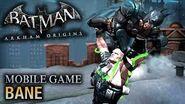 Arkham origins mobile bane boss