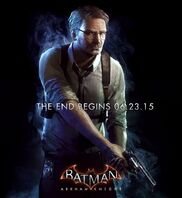James Gordon Batman ArkhamKnight-promoad