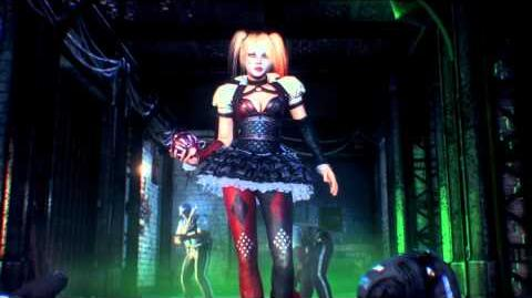 Official Batman Arkham Knight - Harley Quinn Trailer