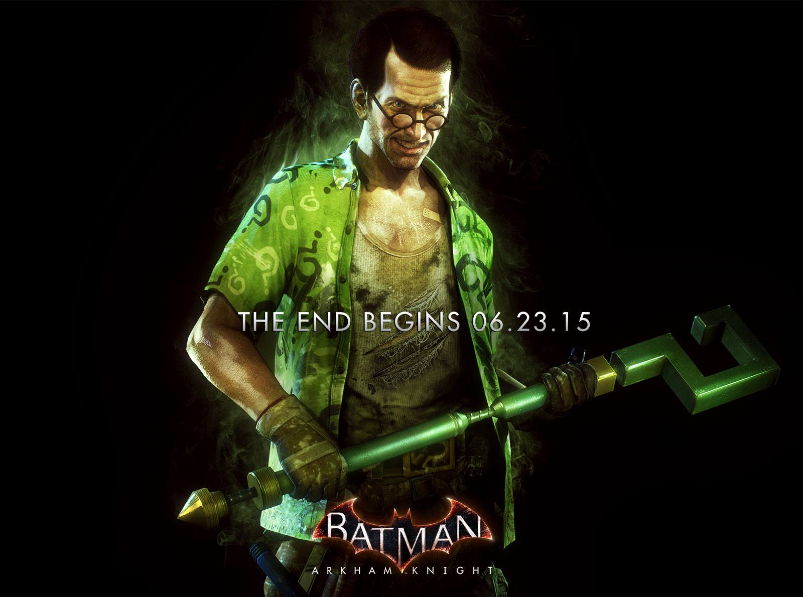 Batman Arkham Knight Video Game Tv Tropes
