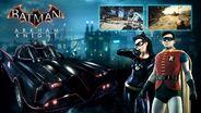 Batman Arkham Knight-Batman 66 combo pack