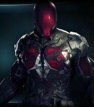 Arkham Knight Redhood