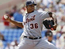 Edwin Jackson Tigers