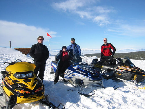 File:1190179239 Me and Friends on Mt. Baldy.jpg