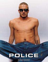 Police beckham