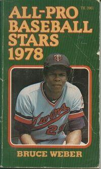 All-Pro Baseball Stars 1978