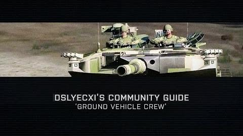 Arma 3 - Community Guide Ground Vehicle Crew