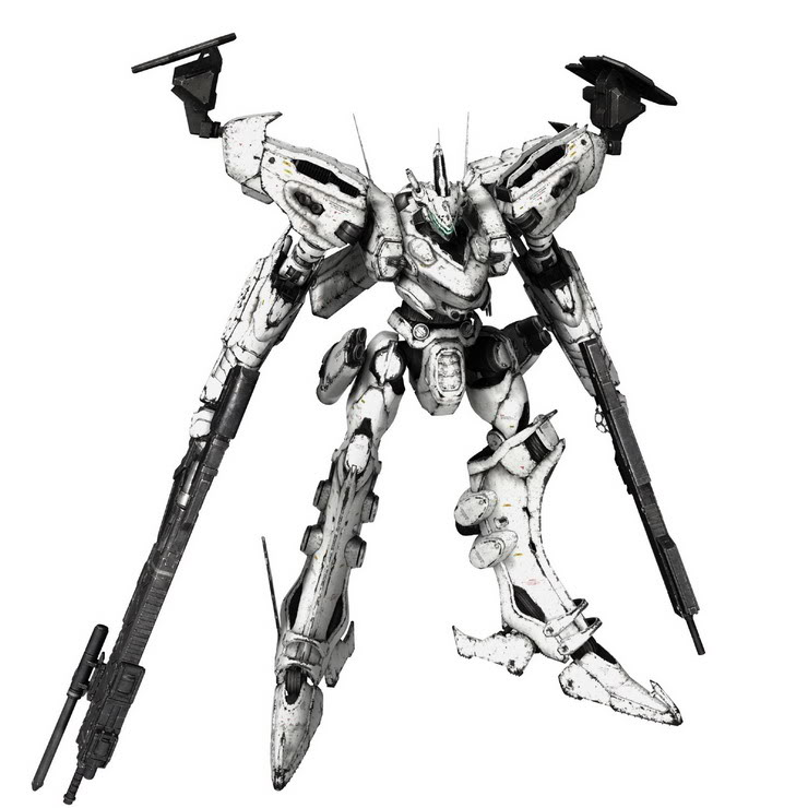 Armored Core Pilot Armored Core For Answer