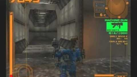 Let's Play Armored Core 2 - Infiltrate Radar Base