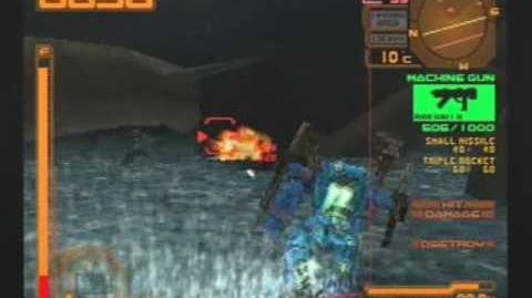 Let's Play Armored Core 2 - Arden River Invasion