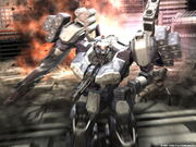 Armored Core 3 Cover Armored Core