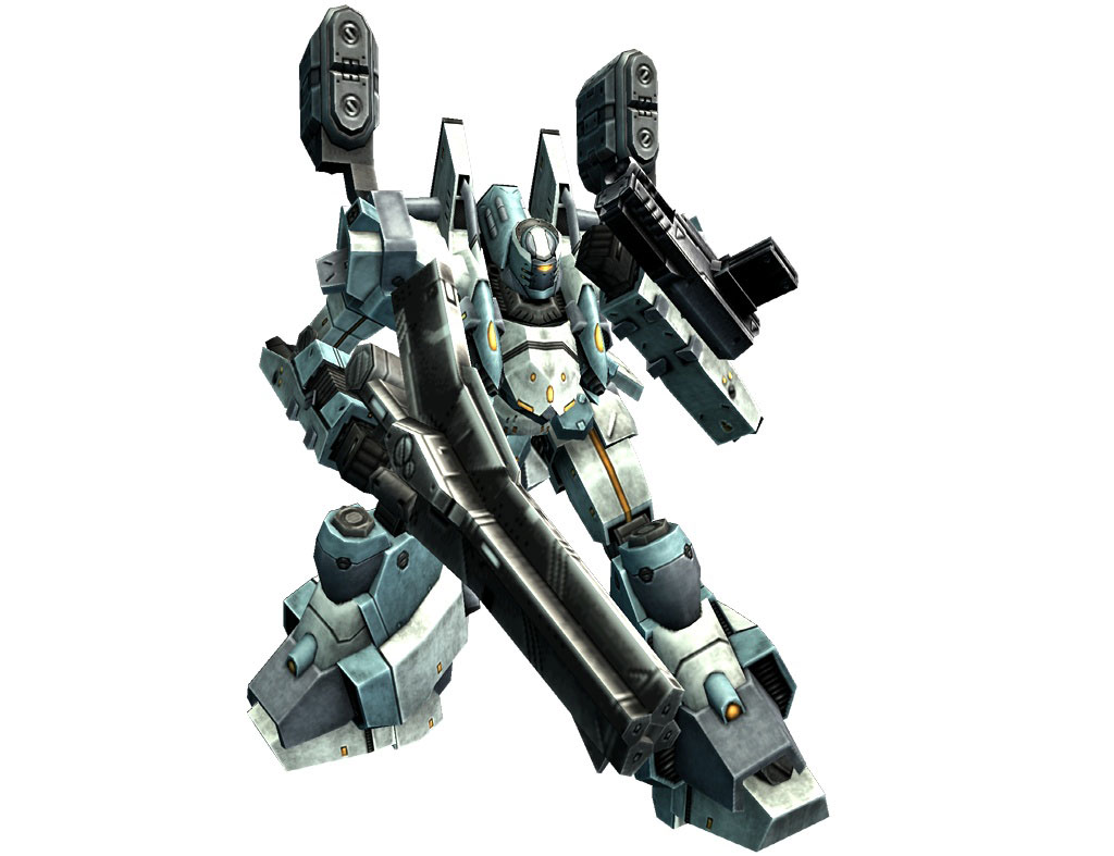 Armored Core: Last Raven Portable Review for PlayStation Portable ...
