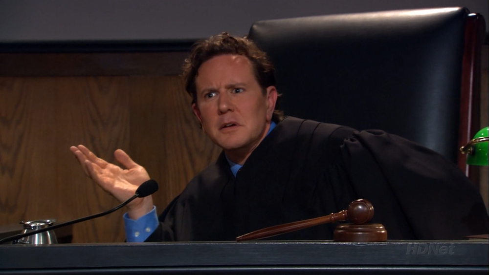 judge reinhold pictures