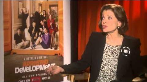 Jessica Walter Gets Hooked on Netflix
