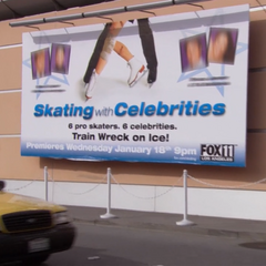 <i>Skating with Celebrities</i> is called