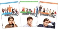 Arrested Development DVDs