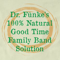 File:Dr. Funkes 100 percent Natural Good-Time Family-Band Solution logo.jpg