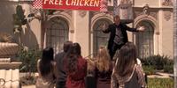 Free Chicken illusion