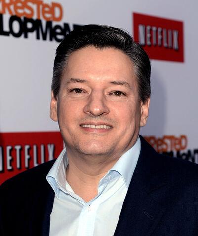 File:2013 Netflix S4 Premiere - Ted Sarandos 1.jpg