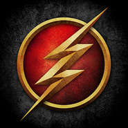 Flash series logo