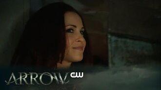 Arrow The Sin-Eater Scene The CW