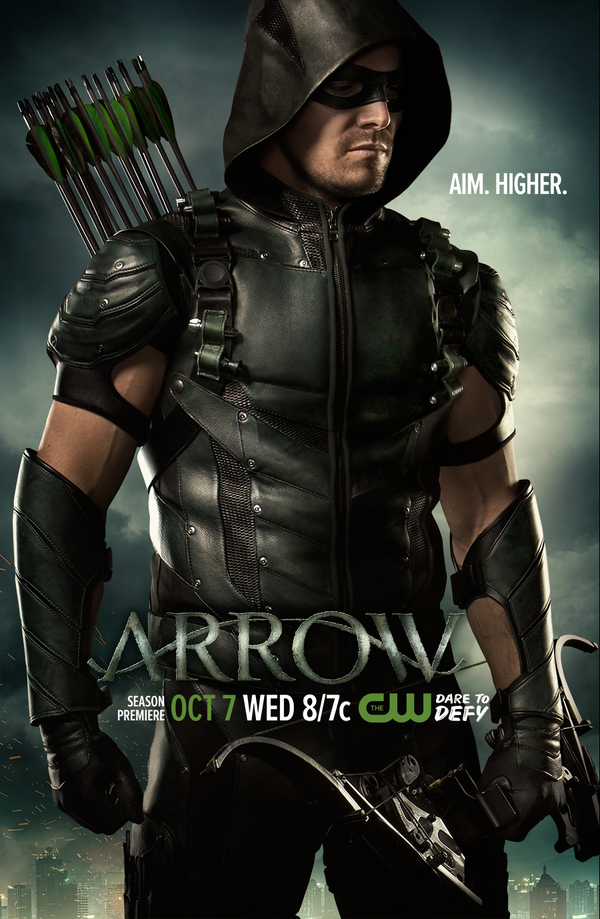 Arrow Temporada 4 Latino