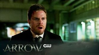 Arrow Fighting Fire with Fire Trailer The CW
