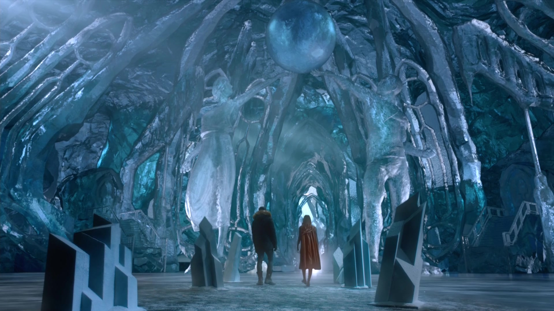 fortress of solitude arrowverse wiki fandom powered by