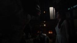 Grodd asks Caitlin to make other gorillas like him